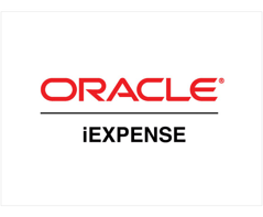 Oracle iExpense